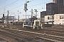 """MaK 600231 - DB """"361 642-2"""" 06.05.1990 - Hannover, HauptbahnhofRik Hartl"""