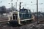 "MaK 600235 - DB ""261 646-4"" 19.04.1985 - Bremen, HauptbahnhofNorbert Lippek"
