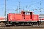 """MaK 600238 - DB Schenker """"363 649-5"""" 23.04.2015 - Basel, Badischer BahnhofTheo Stolz"""