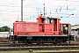 "MaK 600238 - DB Cargo ""363 649-5"" 02.06.2017 - Basel, Badischer BahnhofTheo Stolz"