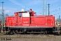 """MaK 600238 - Railion """"363 649-5"""" 23.03.2008 - Wanne-Eickel, HauptbahnhofThomas Dietrich"""
