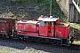 """MaK 600238 - DB Cargo """"363 649-5"""" 15.04.2020 - KornwestheimHans-Martin Pawelczyk"""