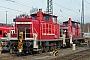 """MaK 600241 - DB Schenker """"363 652-9"""" 28.12.2019 - Dortmund, BetriebsbahnhofAndreas Steinhoff"""
