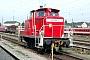 "MaK 600243 - Railion ""363 654-5"" 06.09.2003 - FreilassingRalf Lauer"