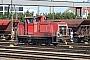 """MaK 600243 - TrainLog """"363 654-5"""" 30.07.2016 - PlattlingStephan John"""
