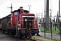 """MaK 600243 - TrainLog """"363 654-5"""" __.09.2017 - MannheimNorbert Basner"""