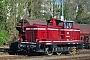 "MaK 600243 - TrainLog ""261 654-8"" 19.04.2019 - SpeyerHarald Belz"