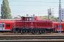 "MaK 600243 - TrainLog ""261 654-8"" 20.05.2019 - MannheimErnst Lauer"
