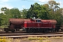 "MaK 600243 - TrainLog ""261 654-8"" 04.08.2019 - SpeyerHarald Belz"