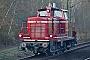 "MaK 600243 - TrainLog ""261 654-8"" 27.03.2019 - Wolfgang (Kreis Hanau)Patrick Rehn"