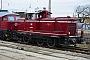 "MaK 600243 - TrainLog ""261 654-8"" 02.01.2021 - Mannheim-RheinauHarald Belz"