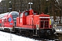 "MaK 600244 - DB Cargo ""363 655-2"" 11.02.2018 - Kiel HbfTomke Scheel"