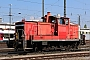 "MaK 600247 - DB Cargo ""363 658-6"" 19.04.2019 - Basel, Badischer BahnhofTheo Stolz"
