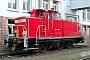 """MaK 600247 - Railion """"363 658-6"""" 12.03.2006 - Mannheim, Railion BetriebshofErnst Lauer"""