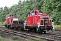 "MaK 600247 - Railion ""363 658-6"" 27.07.2007 - OftersheimWolfgang Mauser"