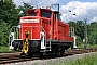 """MaK 600247 - DB Schenker """"363 658-6"""" 10.07.2012 - Graben-NeudorfWerner Brutzer"""