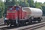 """MaK 600247 - DB Schenker """"363 658-6"""" 14.08.2014 - Kaiserslautern-EinsiedlerhofDominik Eimers"""