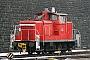 """MaK 600250 - DB Schenker """"363 661-0"""" 28.02.2009 - PassauHerbert Ziegler"""