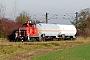 """MaK 600250 - DB Schenker """"363 661-0"""" 28.10.2009 - München-FreihamFrank Pfeiffer"""