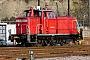 "MaK 600251 - Railion ""363 662-8"" 03.02.2008 - SaarbrückenRalf Lauer"