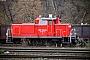 """MaK 600252 - DB Cargo """"361 663-8"""" __.12.2001 - BrackwedeRobert Krätschmar"""
