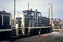 "MaK 600252 - DB ""361 663-8"" 17.10.1987 - Aachen-West, BahnbetriebswerkMartin Welzel"