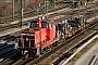 """MaK 600254 - DB Schenker """"363 665-1 """" 29.11.2011 - München NordFrank Pfeiffer"""