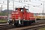 """MaK 600254 - DB Schenker """"363 665-1"""" 11.10.2015 - München, HauptbahnhofWerner Peterlick"""