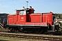 "MaK 600254 - Railion ""363 665-1"" 11.08.2005 - Augsburg, HauptbahnhofDietrich Bothe"