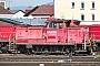 "MaK 600258 - DB Cargo ""363 669-3"" 03.04.2016 - PlattlingStephan John"