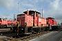 "MaK 600258 - DB Cargo ""363 669-3"" 18.09.2019 - Halle (Saale), Werk Halle-G Andreas Kloß"