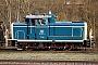 """MaK 600260 - Lokvermietung Aggerbahn """"261 671-2"""" 05.04.2010 - GerolsteinWolfgang Mauser"""