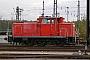 """MaK 600265 - DB Schenker """"363 676-8"""" 25.09.2009 - Hamburg-LangenfeldeHeinz Treber"""