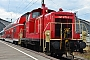 "MaK 600267 - Railsystems ""363 678-4"" 16.08.2016 - Leipzig HauptbahnhofHarald Belz"