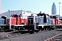 "MaK 600268 - DB AG ""365 679-0"" 14.04.1995 - FrankfurtErnst Lauer"