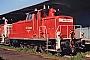 """MaK 600268 - DB Cargo """"363 679-2"""" 21.05.2001 - Limburg, BahnbetriebswerkDaniel Kempf"""