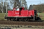 "MaK 600271 - DB Cargo ""363 682-6"" 03.04.2002 - Hamburg-HarburgDietrich Bothe"