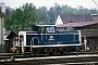 "MaK 600272 - DB AG ""365 683-2"" 02.05.1995 - Neu-UlmIngmar Weidig"
