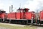 """MaK 600274 - DB Schenker """"363 685-9"""" 23.04.2012 - Kornwestheim, BahnbetriebswerkRalph Mildner"""