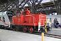 "MaK 600274 - Railsystems ""363 685-9"" 22.12.2015 - Leipzig, HauptbahnhofMarvin Fries"