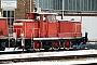 "MaK 600274 - Railsystems ""363 685-9"" 21.01.2015 - Gotha, BetriebshofPeter Kalbe"