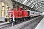 """MaK 600275 - Railion """"363 686-7"""" 01.06.2015 - Dresden, HauptbahnhofRalf Lauer"""