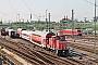 """MaK 600275 - DB Cargo """"363 686-7"""" 24.09.2016 - Frankfurt (Main)Tobias Schmidt"""