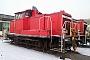 """MaK 600278 - DB Schenker """"363 689-1"""" 10.02.2012 - Kornwestheim, BetriebshofMarkus O. Robold"""