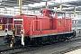 "MaK 600278 - SVG ""363 689-1"" 03.01.2015 - Stuttgart, Abstellbahnhof RosensteinMarkus O. Robold"