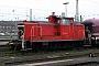 """MaK 600280 - Railion """"363 691-7"""" 27.12.2006 - MünsterErnst Lauer"""