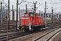 "MaK 600280 - DB Cargo ""363 691-7"" 18.03.2016 - Hannover, HauptbahnhofMaik Wackerhagen"