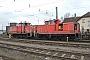 """MaK 600280 - DB Cargo """"363 691-7"""" 07.042017 - Seelze Rbf, Gleis 313Christian Petasch"""