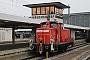 "MaK 600280 - DB Cargo ""363 691-7"" 17.03.2018 - MünchenThomas Wohlfarth"