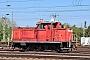"MaK 600281 - DB Cargo ""363 692-5"" 14.04.2020 - Basel, Badischer BahnhofTheo Stolz"